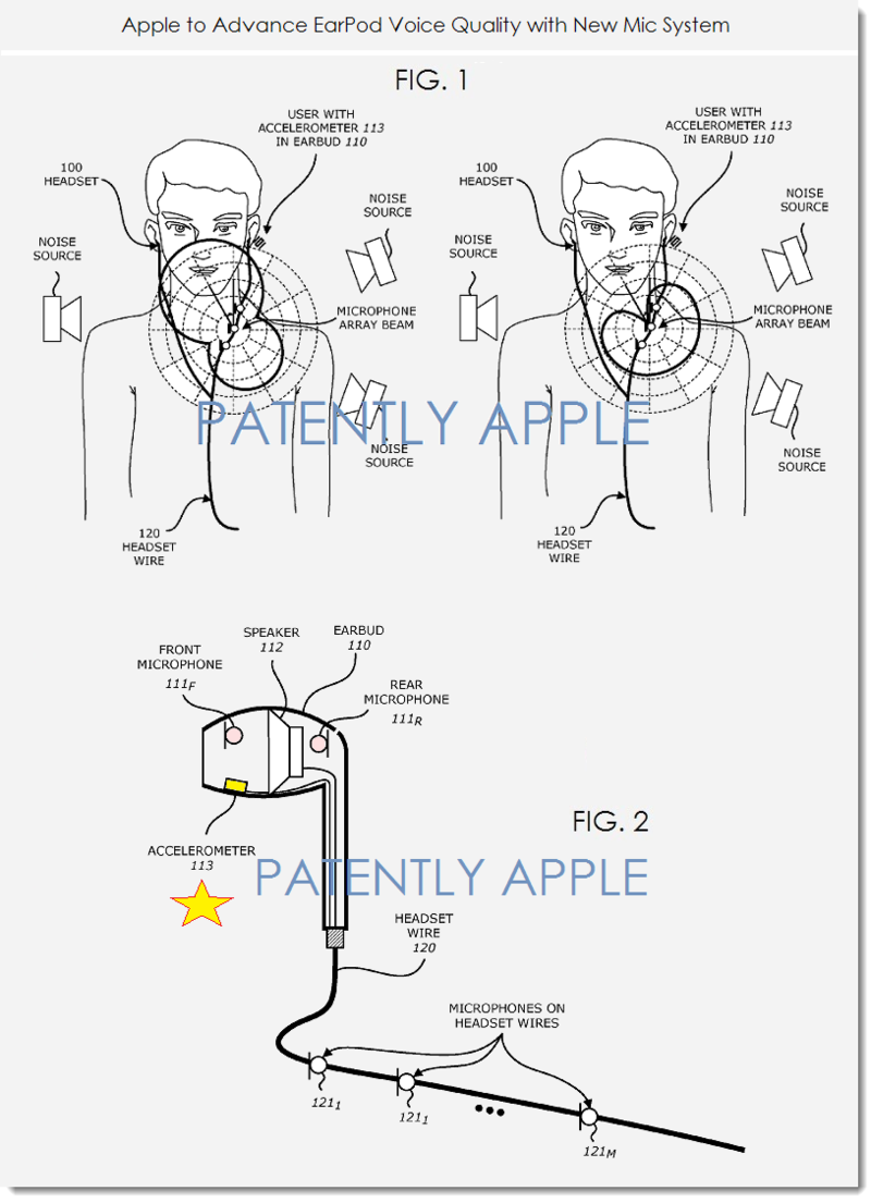 2. Apple patent figs 1 & 2