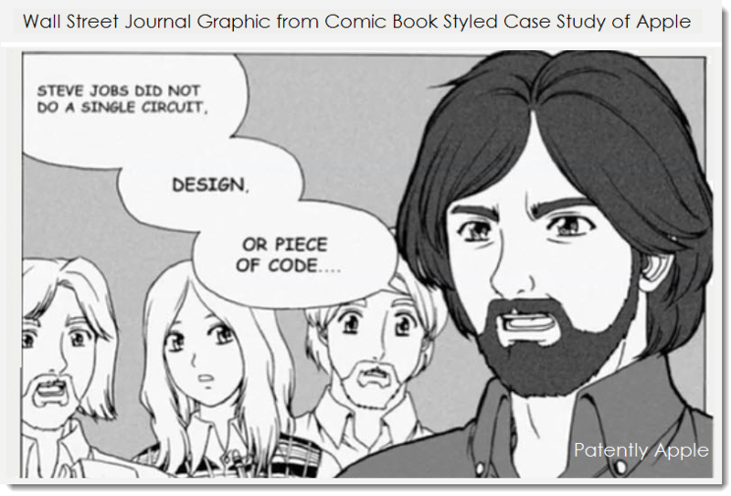2. WSJ - COMIC BK STYLED CASE STUDY OF APPLE, PROVOKING