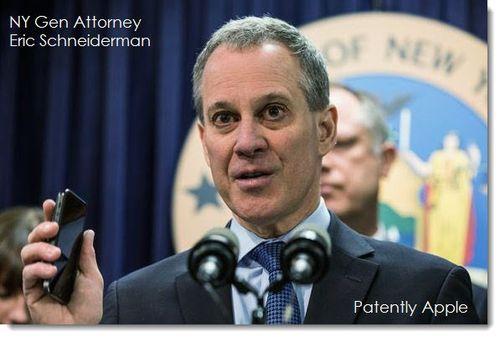 2f. NY Gen Attorney Eric Schneiderman
