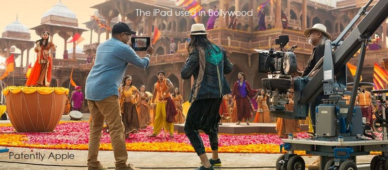1AF. The iPad in Bollywood - Apple brand cultivation