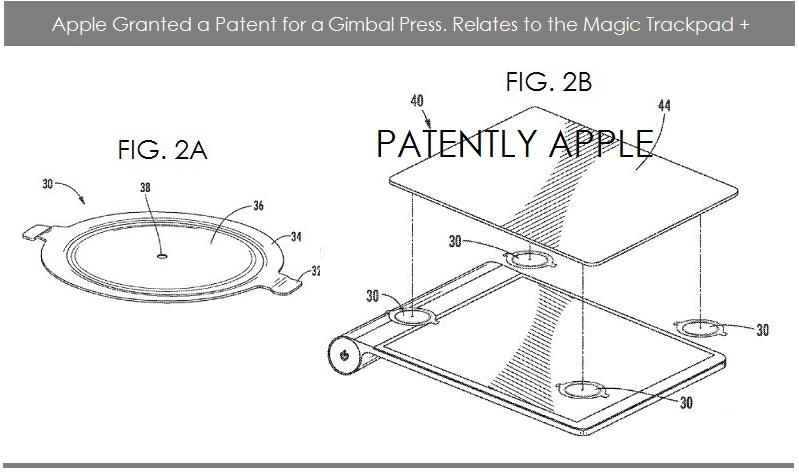 3af. Magic Trackpad patent