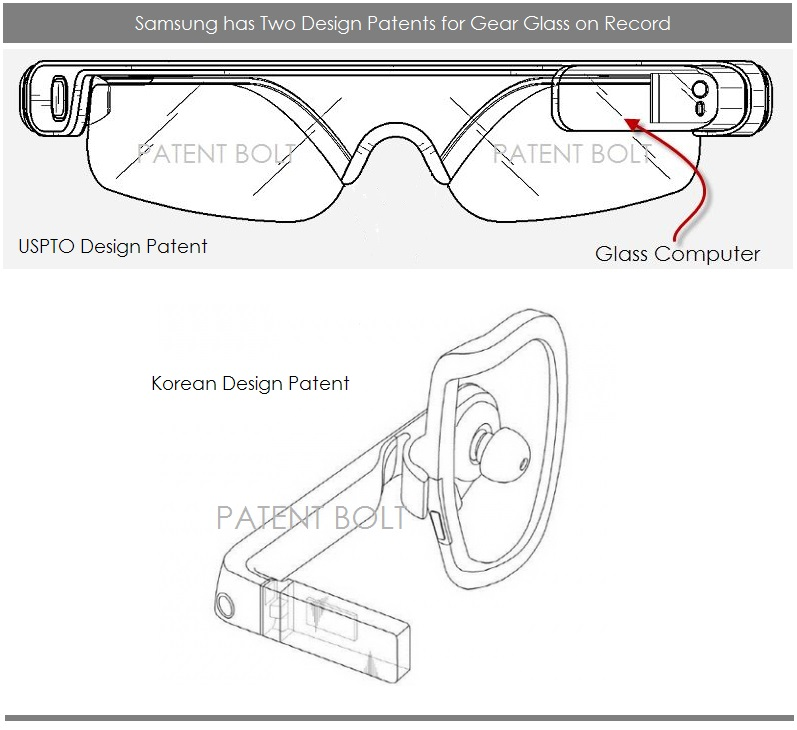 Apple Glasses Patent Design Patents For Gear Glass