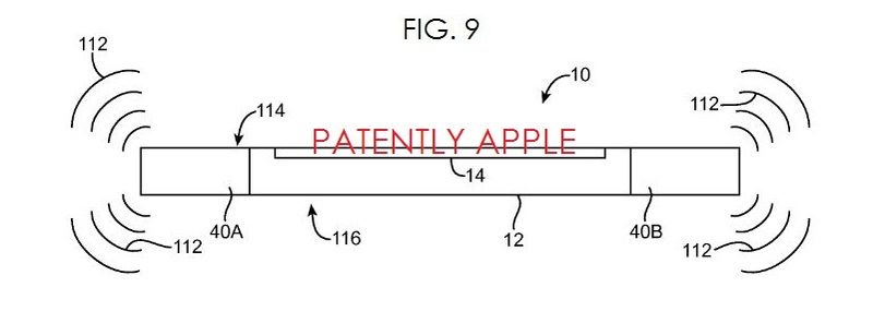 4AF. Apple NFC Patent - Adding NCF to common Antenna