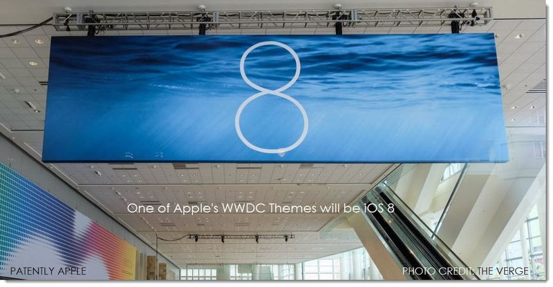 3AF - WWDC, iOS 8 will be revealed -