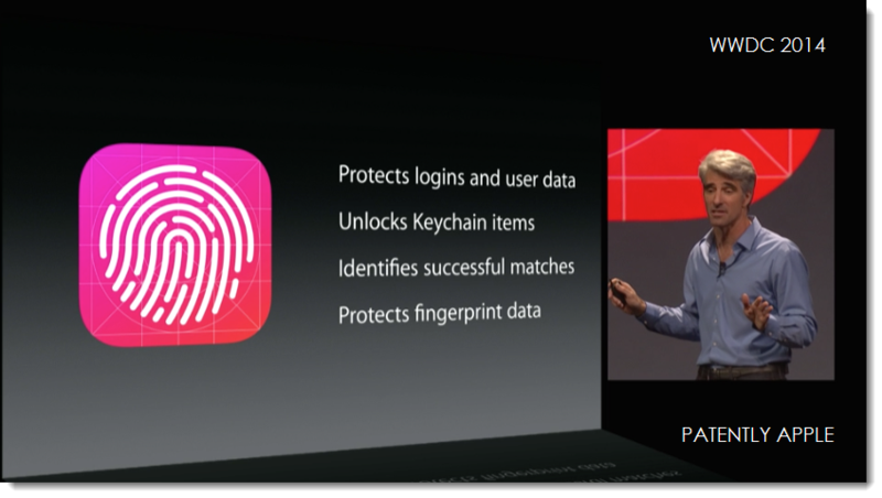 10AF Touch ID coming to other apps