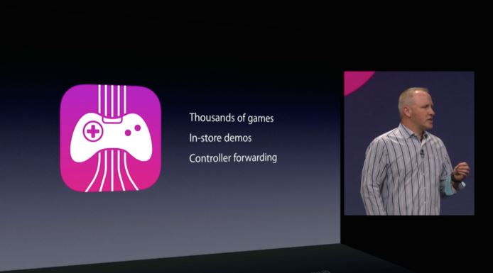 2. extra  game controllers for ... Apple TV