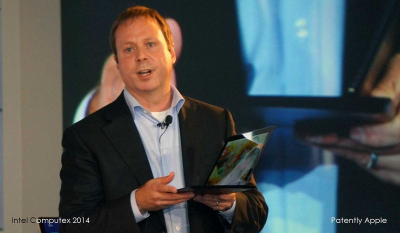 4AF INTEL COMPUTEX 2014 SHOWS OFF NOTEBOOK HYBRID THINNER THAN MACBOOK AIR