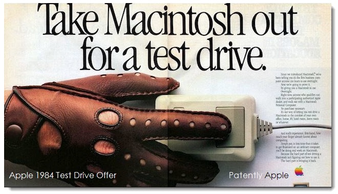 1 Cover - Test Drive a Macintosh, 1984