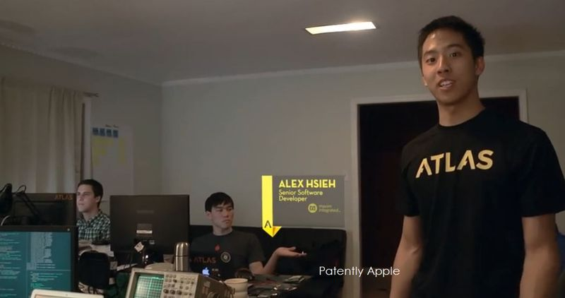 4Af ALEX HSIEH LEAD SOFTWARE ENGINEER