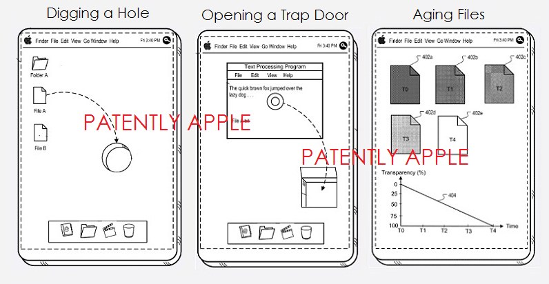 5AF - APPLE GRANTED PATENT JULY 1, 2014