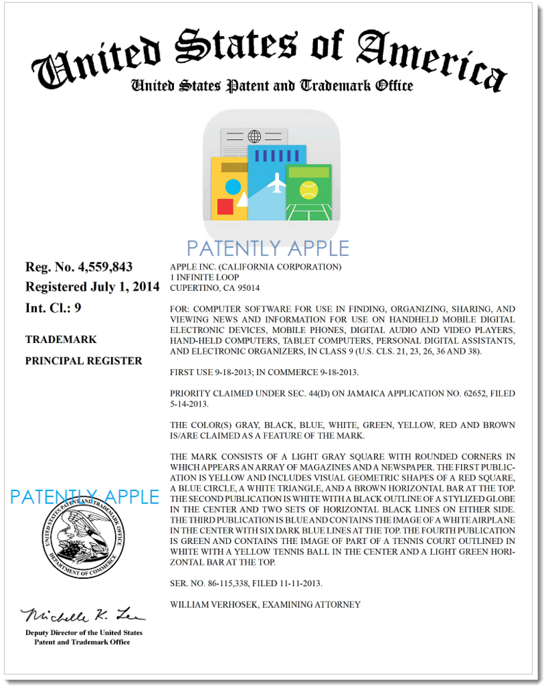 2AF. Apple RTM for Newstand - 86115338