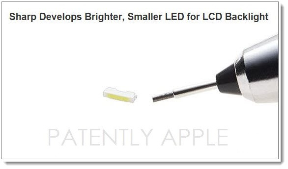 2Af SHARP LCD BACKLIGHT FOR SMARTPHONE, TABLETS AND WEARABLE DEVICES