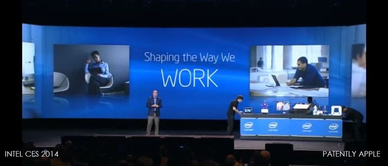 5. Shaping the way we Work - Intel on Tablets