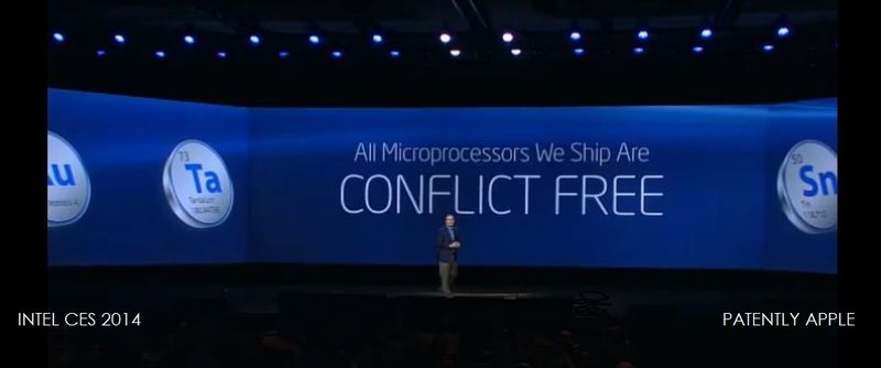 15. Conflict free micro processors from Intel in 2014