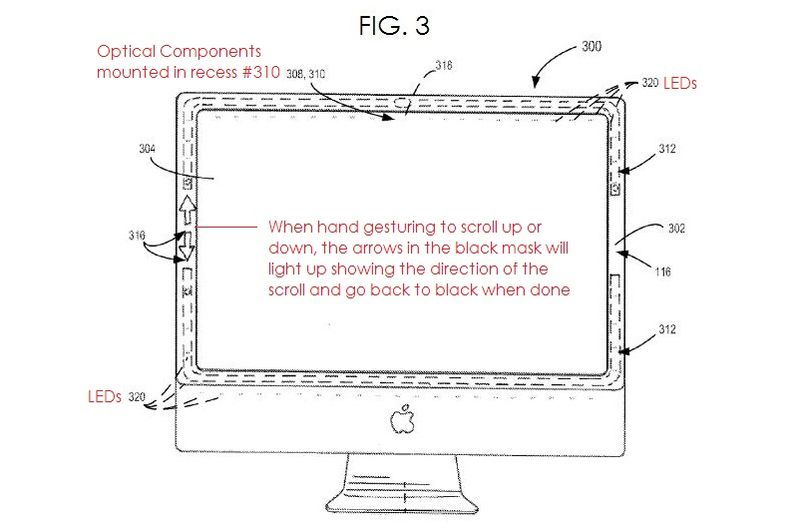 2. Apple patent figure 3