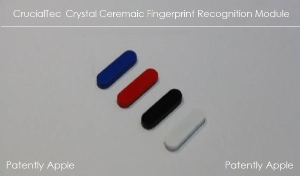 2AA. New Fingerprint Scanner Buttons from CrucialTec feb 13, 2014