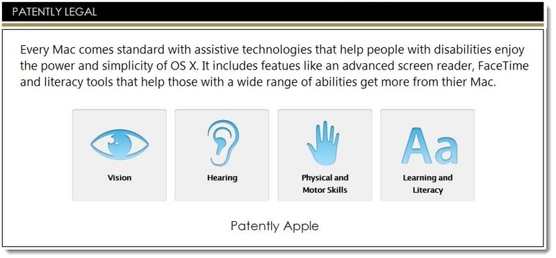 1AA. Patently Legal - Class Action Filed Against Apple