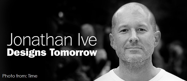 1A - Jonathan Ive Designs Tomorrow