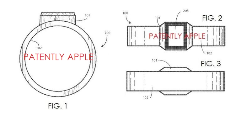 2. Motorola watch PATENT GRAPHICS