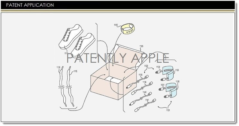 1. Nike's new patent for footwear motorized adjustment system