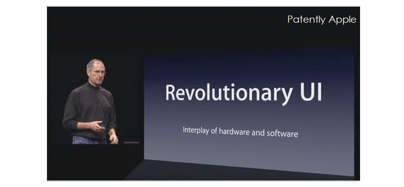 6. Steve Jobs intros revolutionary UI for iPhone, 2007