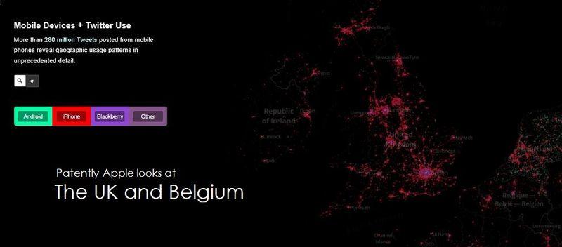 9. UK and Belgium