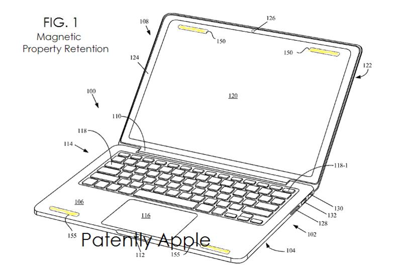 3 MacBook Magnetic Property Retention