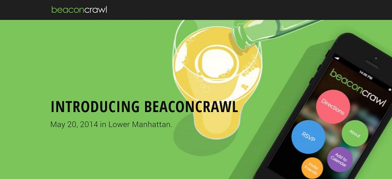 1. Cover beaconcrawl