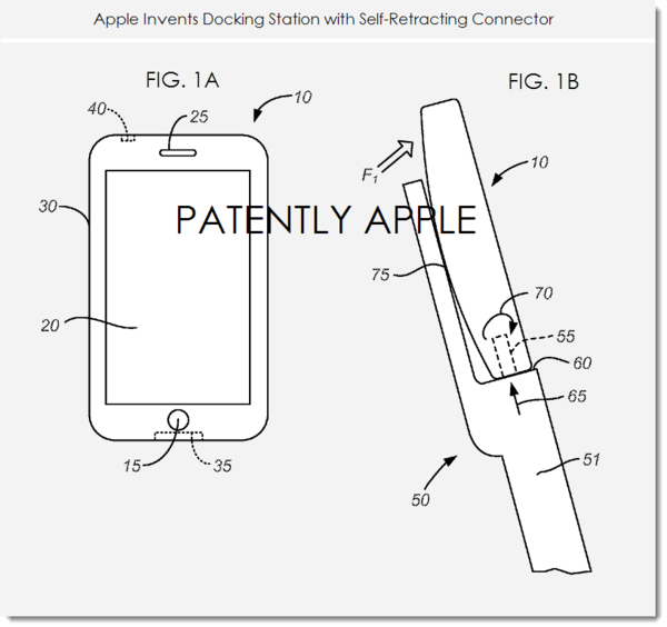 Apple Wins Patents Relating To Opencl Unreleased Dock furthermore 52 likewise Macally C Dock Lightning 121881p together with Apple Invents Docking Station With Self Retracting Connector as well  on iphone 5c docking station