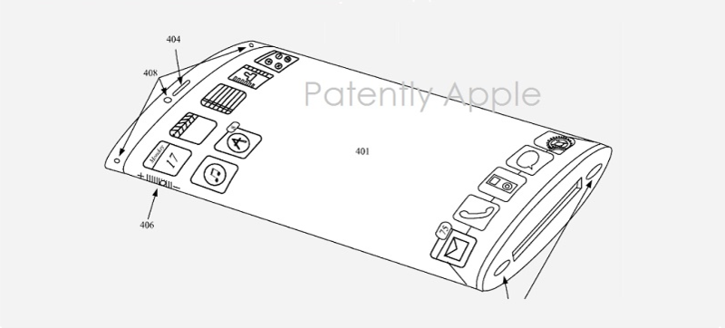 1AF. Cover Apple files key patent in Korea