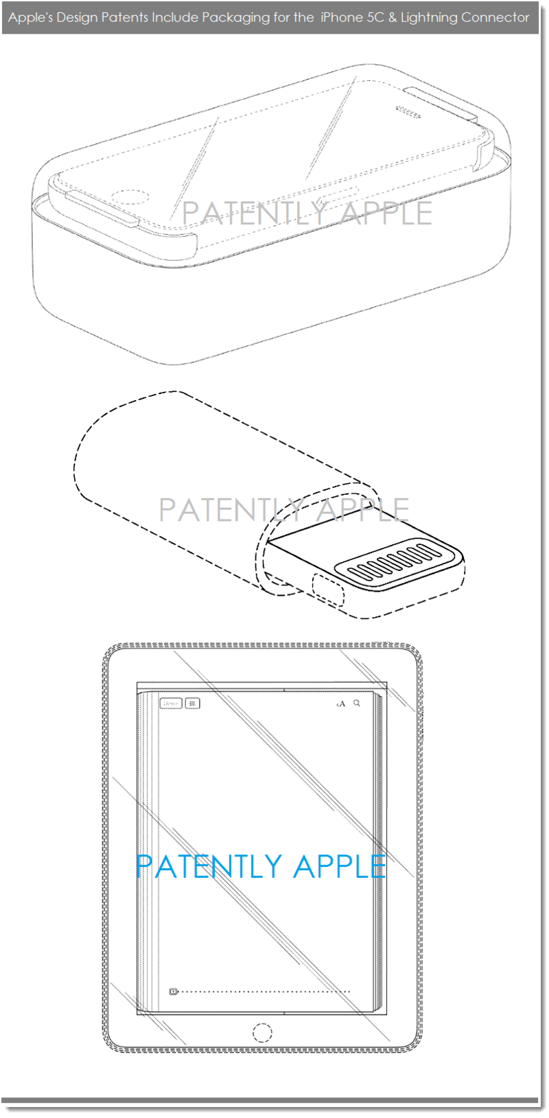 5AF. Apple design patents for May 20, 2014 -