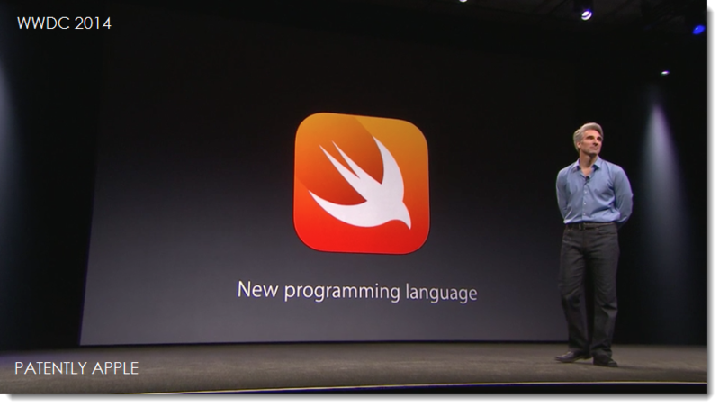 11AF -  SWIFT PROGRAMMING LANGUAGE INTRODUCED