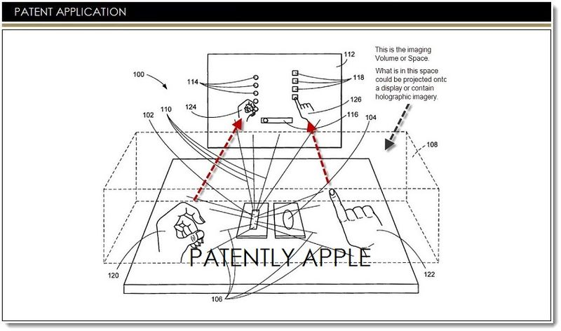 1AF - APPLE GRANTED PATENTS JUNE 3, 2014 - 3D & SPOKEN UI'S