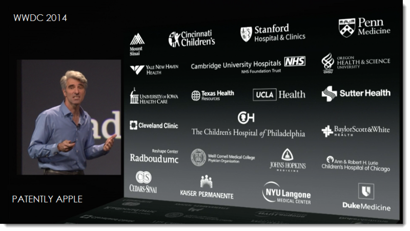 4AF Health app, Participants with Apple new platform