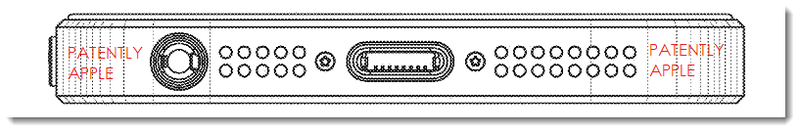 1AF. cover - Apple granted a design patent for the iPhone 5