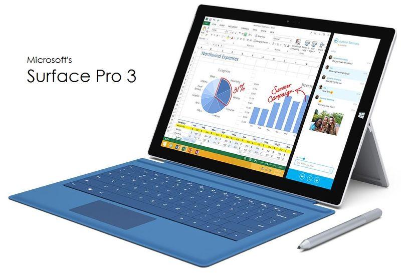 2b Surface 3 Pro