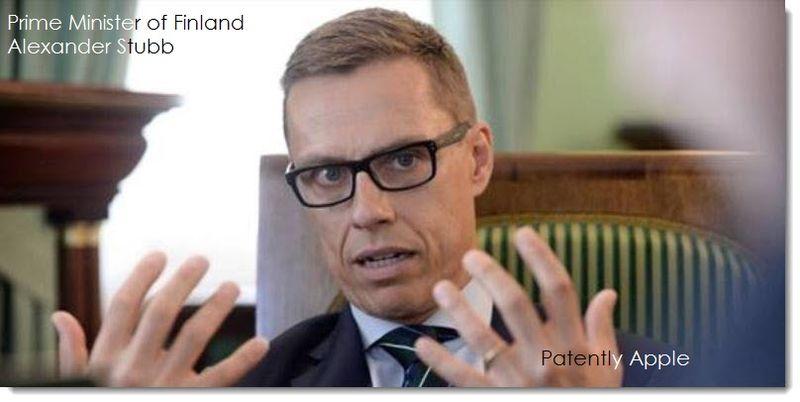 1AF. Finland PM