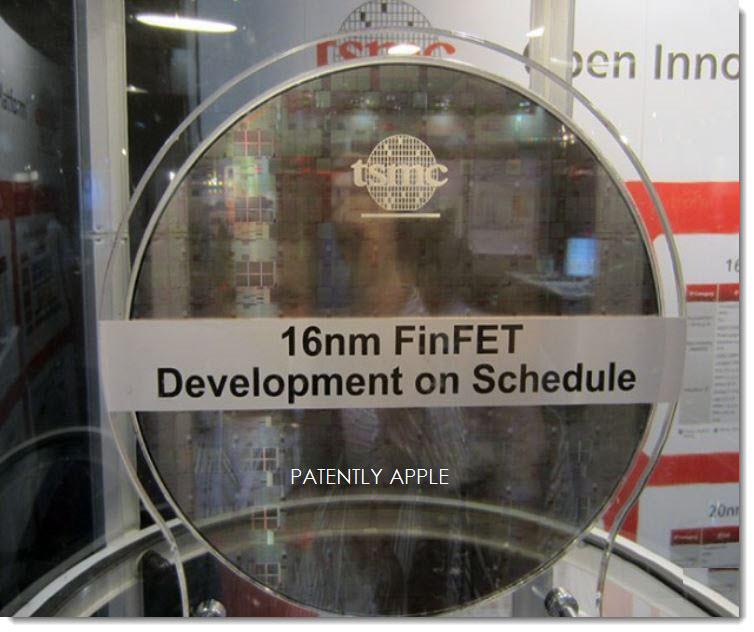 3AF TSMC 16NM FINFET ON SCHEDULE
