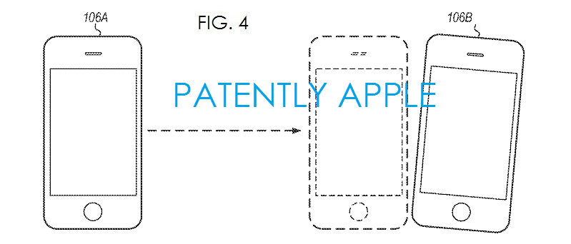 3AF - APPLE PATENT FIG. 4 BUMP TECHNOLOGY