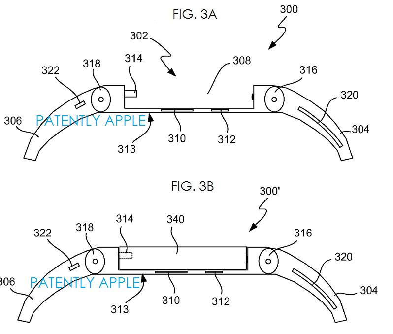 4AF Apple wrist watch