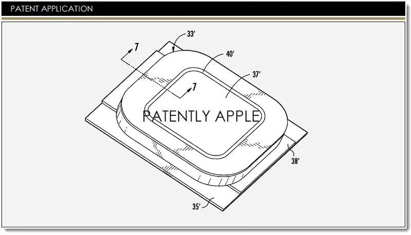 1AF COVER ENCAPSULATED LAYER FINGERPRINT SENSOR, APPLE