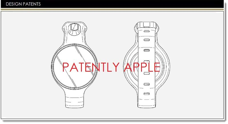 1AF PA -- SAMSUNG WINS FOUR SMARTWATCH DESIGN PATENTS