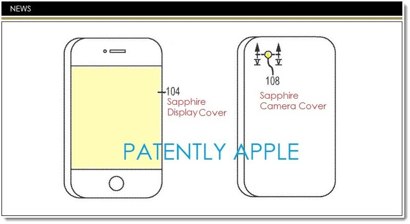 1. Cover - Apple Sapphire, Foxconn report