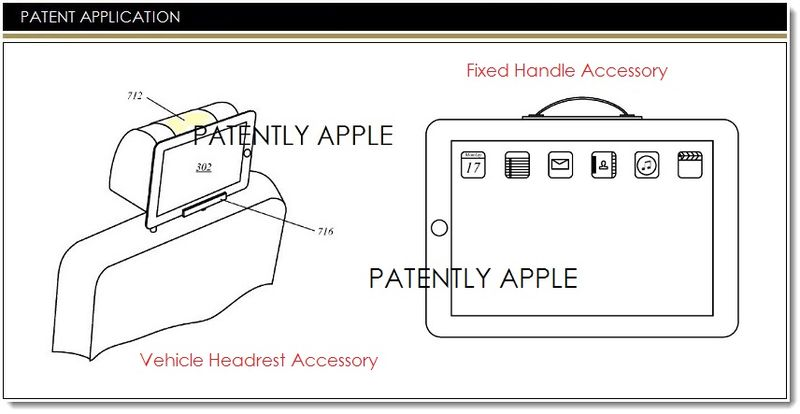 1. Cover - New iPad magnetic attachment accessories