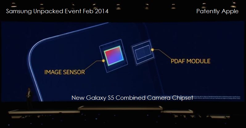 9a. new combined image sensor and PDAF Module