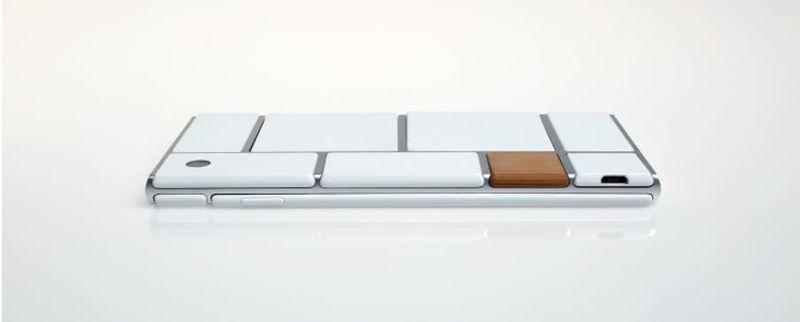 1. Project Ara's Modular Phone