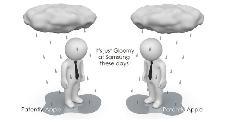 2. It's just Gloomy at Samsung these days.