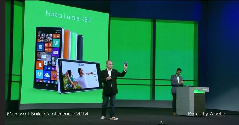 4 Nokia's CEO Stephen Elop introduces the new Lumia 930