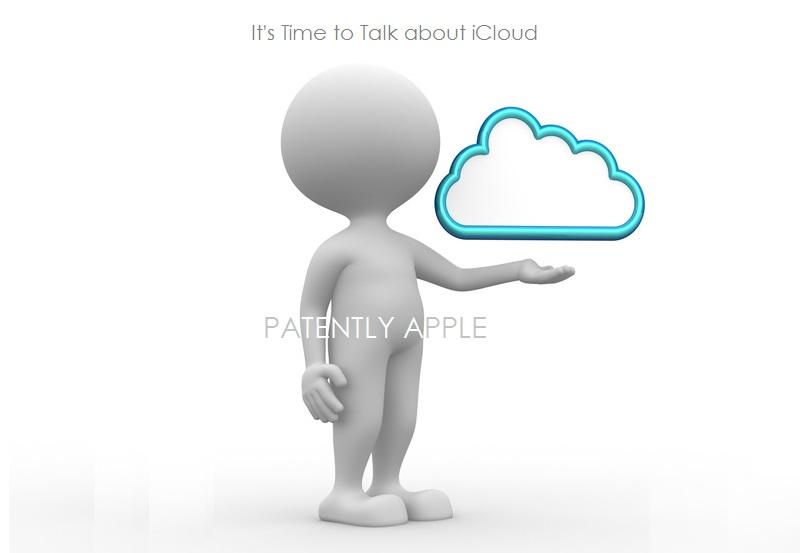 2C -It's Time to talk about iCloud
