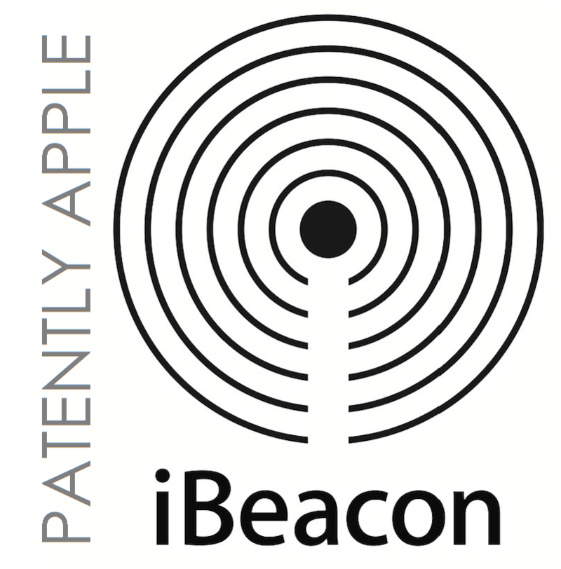 4F - iBeacon Black and White Icon - Apple - 86239011